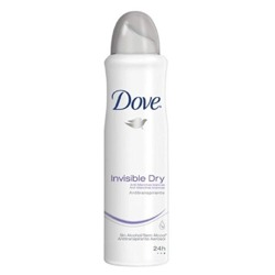 Dove Invisible Dry No-Alcohol Deodorant