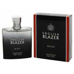 English Blazer Black EDT Perfume Spray