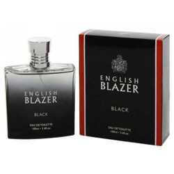 English Blazer Black EDT Perfume Spray