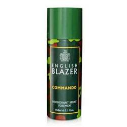 English Blazer Commando Deodorant Spray