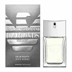 Giorgio Armani Diamonds For Men EDT Perfume Spray