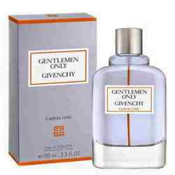 Givenchy Gentleman Only Casual Chic EDT Perfume Spray