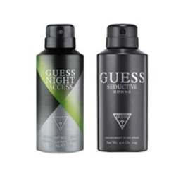 Guess Night Access, Seductive Homme Pack of 2 Deodorants