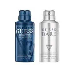 Guess Seductive Homme Blue, Dare Pack of 2 Deodorants