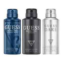 Guess Seductive Homme Blue, Dare, Seductive Homme Pack of 3 Deodorants