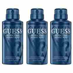 Guess Seductive Homme Blue Pack Of 3 Deodorants