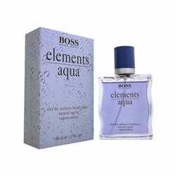 Hugo Boss Elements Aqua EDT Perfume Spray
