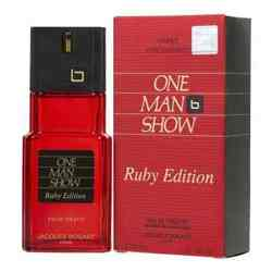 Jacques Bogart One Man Show Ruby Edition EDT Perfume