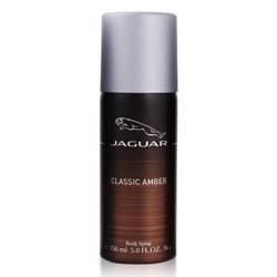 Jaguar Classic Amber Deodorant Spray For Men