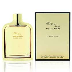 Jaguar Classic Gold Edt Perfume For Men