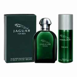 Jaguar Classic Green Perfume And Deodorant Combo