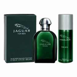 Jaguar Classic Green Perfume And Deodorant Combo