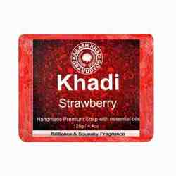 Khadi Gramudyog Strawberry Soap