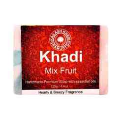 Khadi Gramudyog Mix Fruit Soap