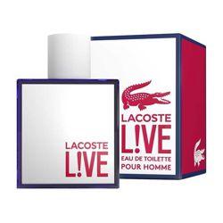 Lacoste Live Eau De Toilette Perfume Spray