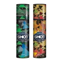 Layerr Shot Maxx Flair, Trend Pack of 2 Perfume Body Sprays