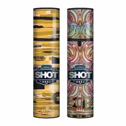 Layerr Shot Maxx Flick, Rage Pack of 2 Perfume Body Sprays