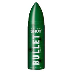 Layer'r Shot Bullet Burst No Gas Deodorant For Men