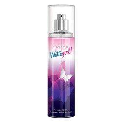 Layerr Wottagirl Amber Kiss Deodorant Body Spray