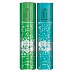 Layerr Wottagirl Classic Evergreen Fantasy Pack Of 2 Body Sprays