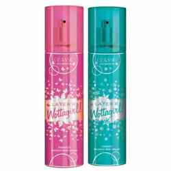 Layerr Wottagirl Classic Fantasy Romance Pack Of 2 Body Sprays