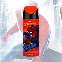 Marvel Spiderman Web Slinger Deodorant Spray For Men