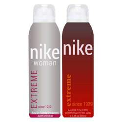 NIKE Extreme Combo Of 2 Deodorants