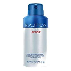 Nautica Voyage Sport Deodorant Spray For Men