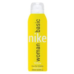 Nike Basic Yellow Deodorant