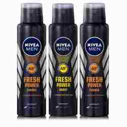 Nivea 2 Fresh Power Charge And Fresh Power Boost Pack Of 3 Deodorants