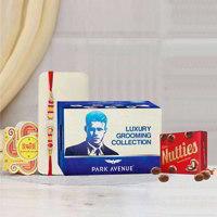 Park Avenue Grooming Rakhi Gift Pack