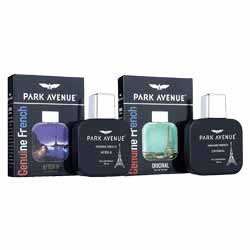 Park Avenue Original And After 8 Pack of 2 Eau De Perfumes