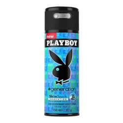 Playboy Generation Deodorant For Men