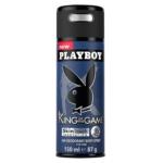 Playboy King of The Game Deodorant Spray