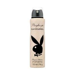 Playboy Play It Lovely Deodorant