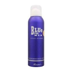 Rasasi Blue for Men Deodorant