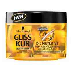 Schwarzkopf Gliss Oil Nutritive Mask