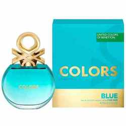 United Colors Of Benetton Colors De Benetton Blue EDT Perfume For Women