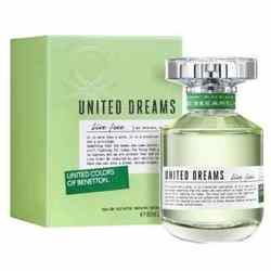 United Colors of Benetton Live Free EDT Perfume For Women