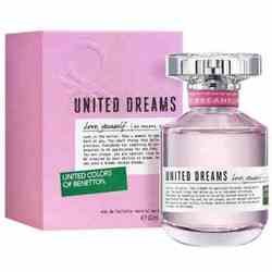 United Colors of Benetton Love Yourself EDT Perfume For Women