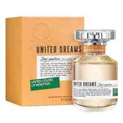 United Colors of Benetton Stay Positive EDT Perfume For Women