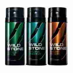 Wild Stone Forest Spice Hydra Energy Night Rider Pack of 3 Deodorants