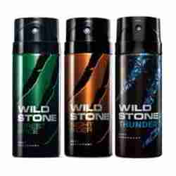 Wild Stone Forest Spice Night Rider Thunder Pack of 3 Deodorants