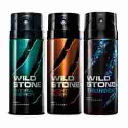 Wild Stone Hydra Energy Night Rider Thunder Pack of 3 Deodorants