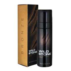 Wild Stone Bronze No Gas Deodorant For Men
