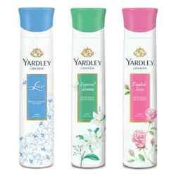 Yardley London English Rose, Jasmine, Lace Pack of 3 Deodorants