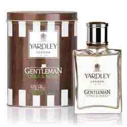 Yardley London Gentleman Citrus Wood EDT Perfume Spray