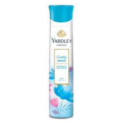 Yardley London Country Breeze Deodorant For Women