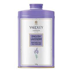 Yardley London English Lavender Perfumed Talc