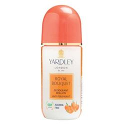 Yardley London Royal Bouquet Anti Perspirant Deodorant Roll On